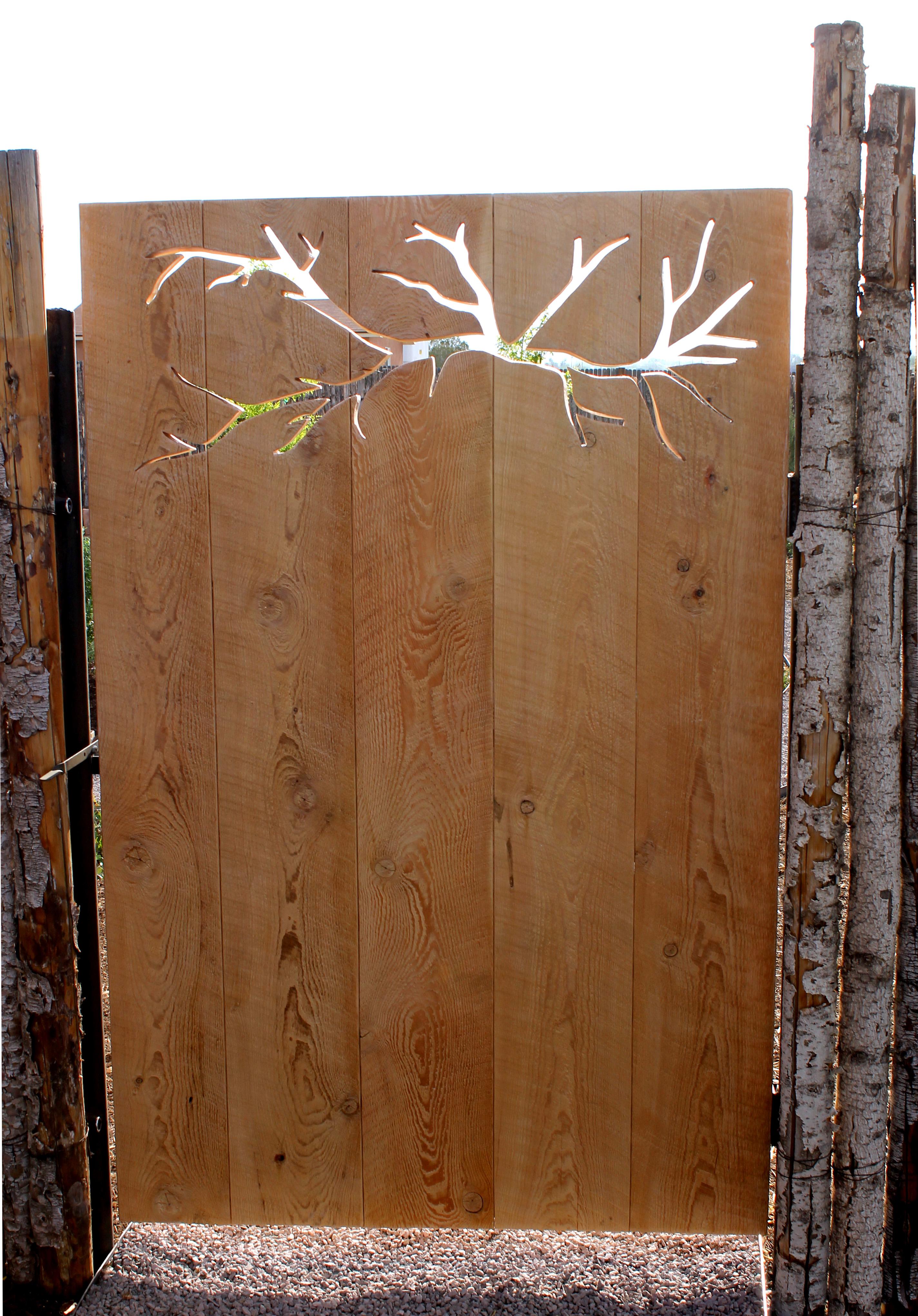 Branch gate
