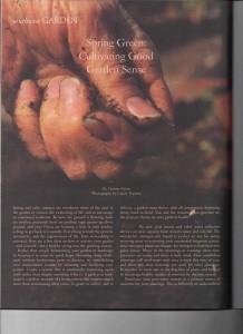 Spring Green - Cultivating Good Garden Sense - Spring 2008_Page_1