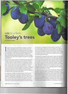 Tooley's Trees - Summer 2009_Page_1